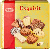 Assortiment de biscuits Exquisit Lambertz