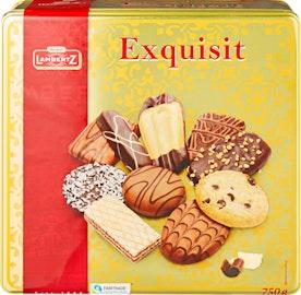 Assortimento di biscotti Exquisit Lambertz