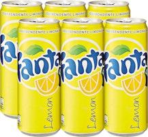 Fanta Limone
