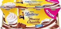 La Laitière Mousse Chantilly Nestlé