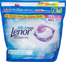 Lenor Waschmittel All in 1 Pods Aprilfrisch