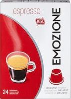 Capsules de café Espresso Emozione