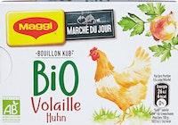 Bouillon Bio Volaille Maggi