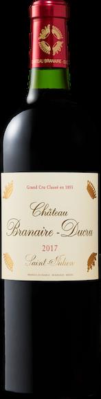 Château Branaire-Ducru 4e Grand Cru Classé Saint-Julien AOC Vorderseite