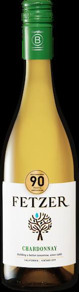 Fetzer Chardonnay Sundial Vorderseite