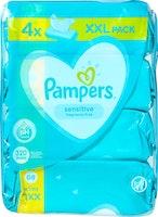 Lingettes Sensitive Pampers