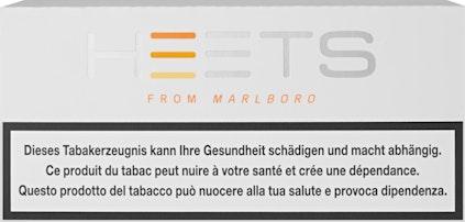 Marlboro Heets Amber Label