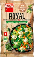 Mix de légumes suisses Royal Findus