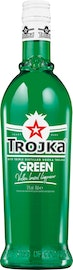 Trojka Vodka Liqueur Green