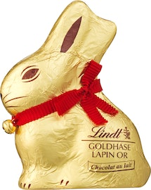 Lindt Goldhase Milch