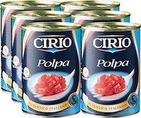 Cirio Polpa Tomates hachées