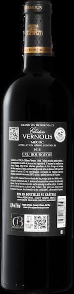 Château Vernous Médoc AOC Cru Bourgeois Zurück