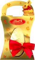 Œuf Lapin Or Lindt