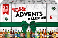 Calendario dell'Avvento di birra