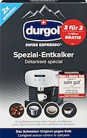 Decalcificante speciale Swiss Espresso Durgol