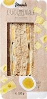 Club Sandwich Œuf et Emmental Mmmh
