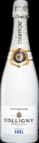 Colligny Cool dry sec Champagne AOC Vorderseite