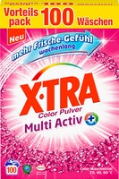 X-Tra Waschpulver Multi Activ Color