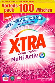 Detersivo in polvere Color Multi Activ X-Tra