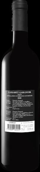 Gamaret/Garanoir Assemblage AOC Vaud  Zurück