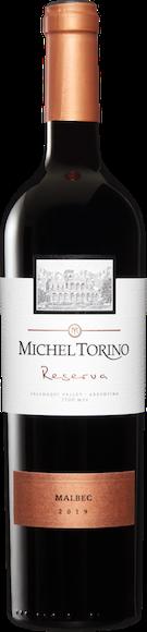 Michel Torino Malbec Reserva  Vorderseite