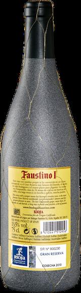 Faustino I Gran Reserva DOCa Rioja Zurück