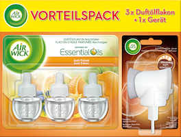Air Wick Duftstecker Anti-Tabac
