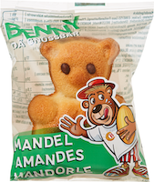 Biscuit aux amandes Ours Benny