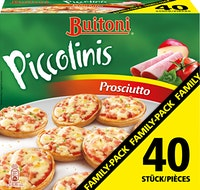 Mini-pizzas Piccolinis Buitoni