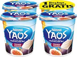 Yogourt Yaos Nestlé