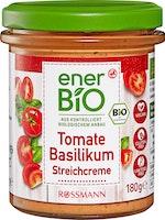 Crema da spalmare enerBiO pomodoro-basilico