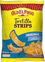 Old el Paso Tortilla Strips Crunchy Original