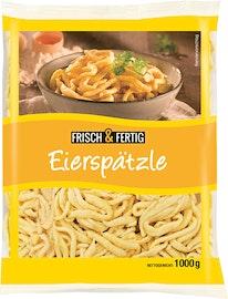 Spätzli aux œufs Frisch & Fertig