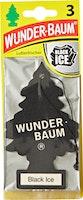 Désodorisant Arbre magique Black Ice