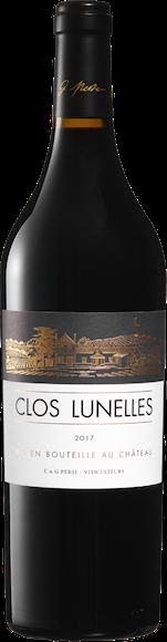 Clos Lunelles Castillon Côtes de Bordeaux AOC Vorderseite