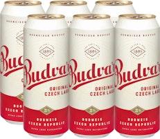 Bière Original Budweiser