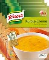 Knorr Suppe Kürbiscrème