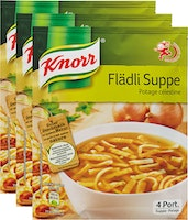 Knorr Flädli-Suppe