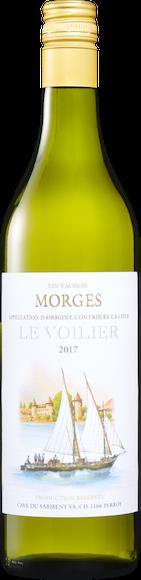 Le Voilier Morges AOC La Côte Vorderseite