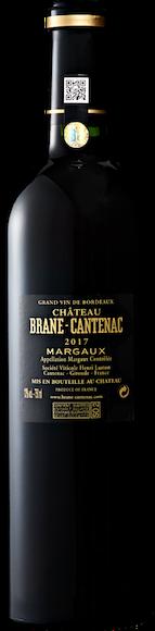 Château Brane-Cantenac 2e Grand Cru Classé Margaux AOC Zurück