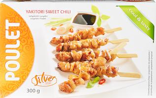 Silverstar Pouletspiesse Yakitori Sweet Chili