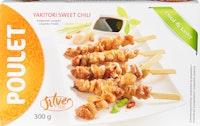 Poulet brochettes Yakitori Sweet Chili Silverstar