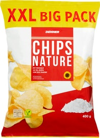 Pacchetto di chips XXL Denner