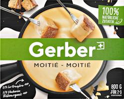 Gerber Fondue Moitié-Moitié