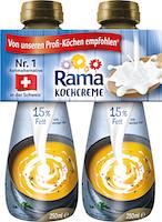 Crème pour cuisiner Rama
