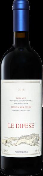 Le Difese Tenuta San Guido Toscana IGT Vorderseite