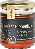 Miele svizzero di abete bianco da Berken