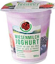 IP-SUISSE Wiesenmilch-Joghurt Waldbeeren
