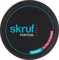 Skruf Snus Fresh Ultra Strong