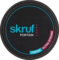 Skruf Snus Fresh Ultra Strong